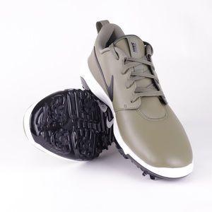 Nike Roshe G Tour Golf Sneakers Olive Green